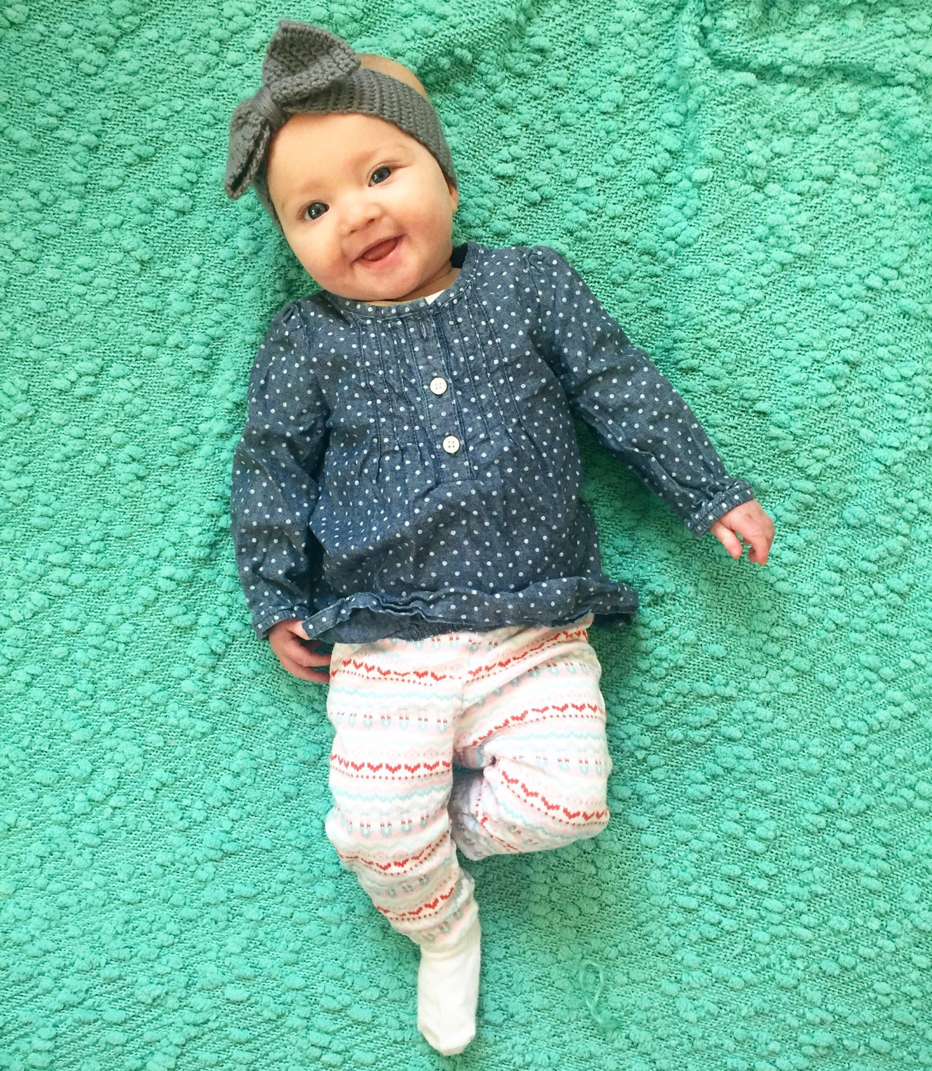 eloise 6 months