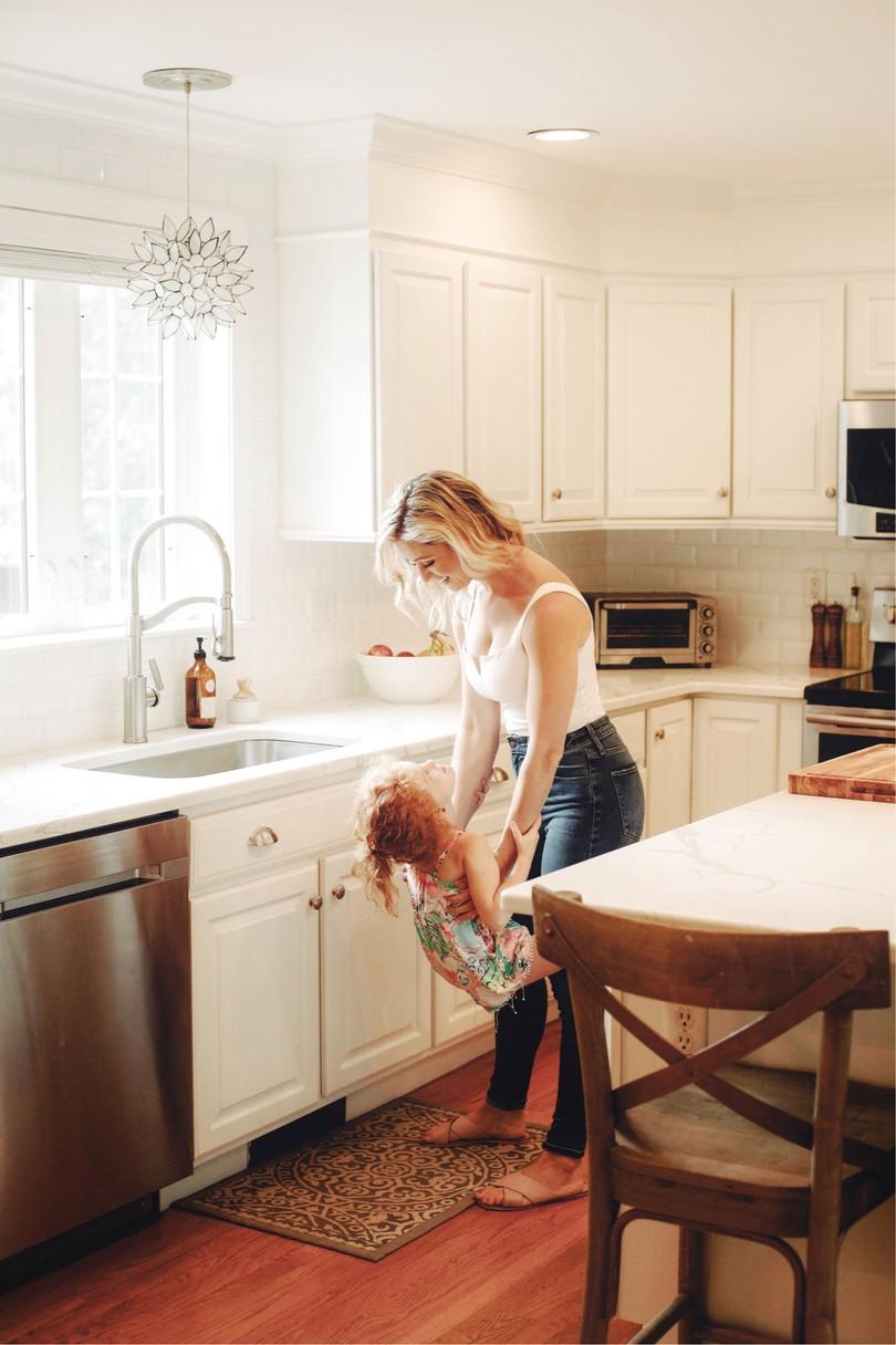Updated Kitchen: Complete!