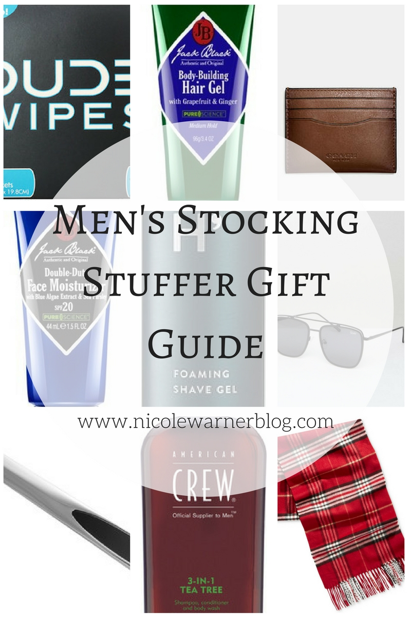 Gift Guide: Men's Stocking Stuffers