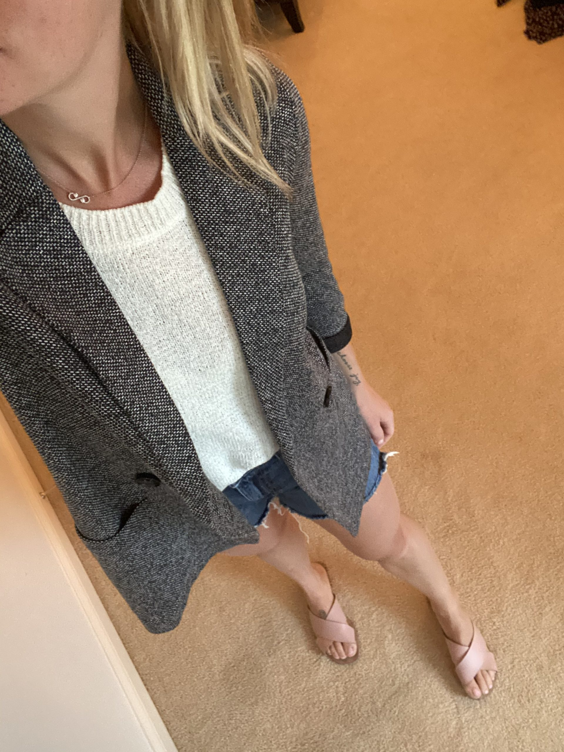 Fall Transitional Wardrobe