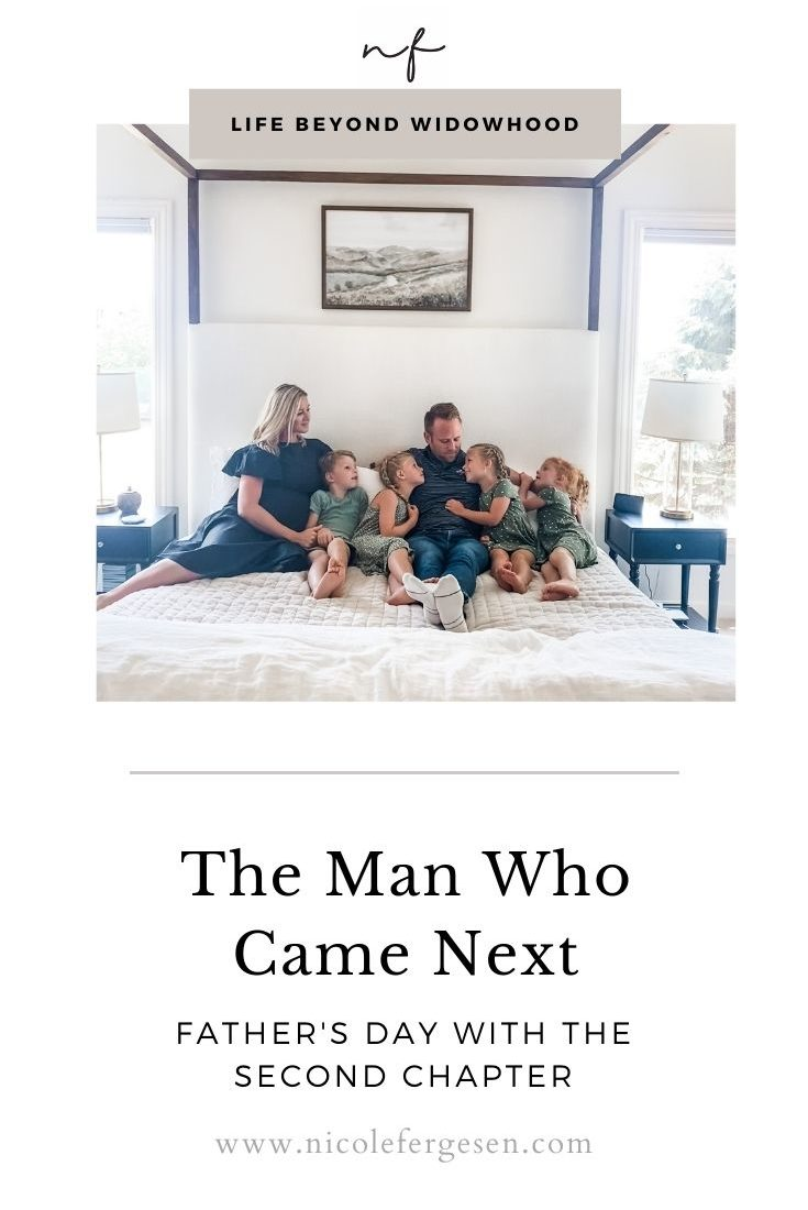 The Man Who Came Next – Father's Day with the Second Chapter