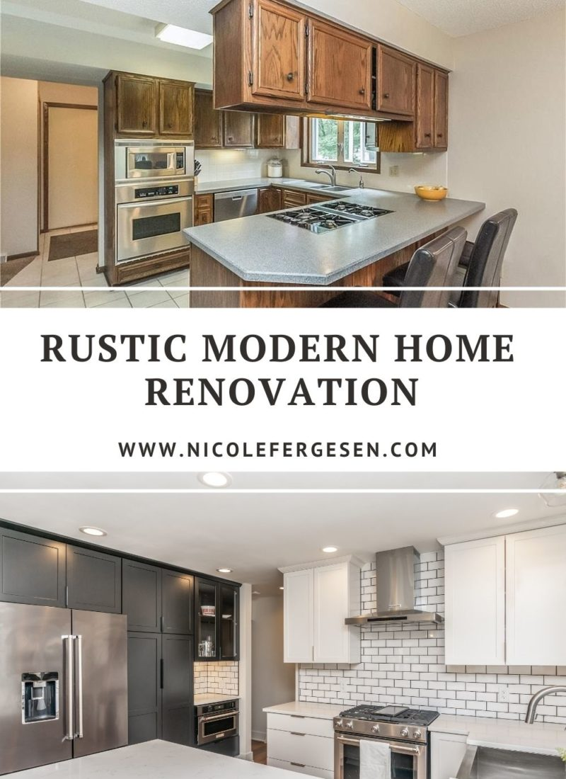 Whole Home Renovation – Dustin's Iowa House, Before & After