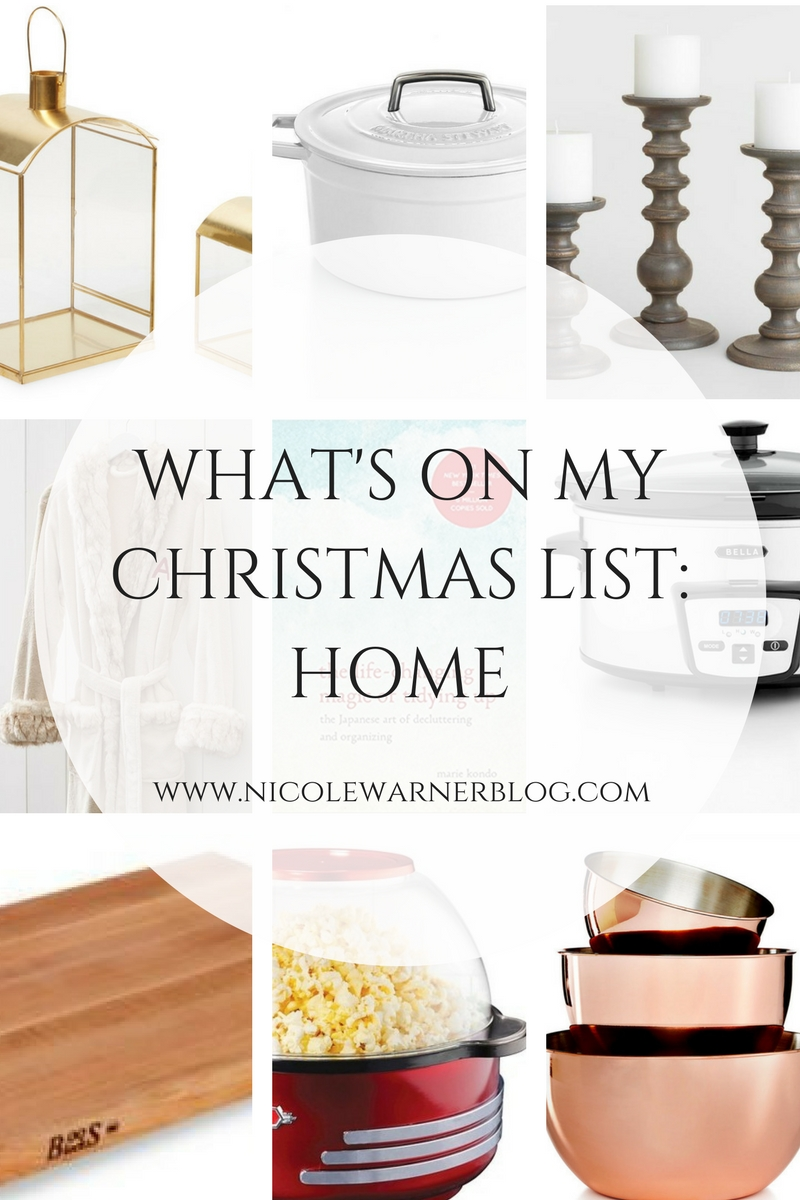 Gift Guide: What's On My Christmas List – Home